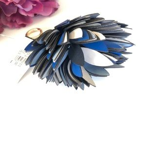 Michael Kors Bags - Micheal Kors Leather Petal Pom Charm